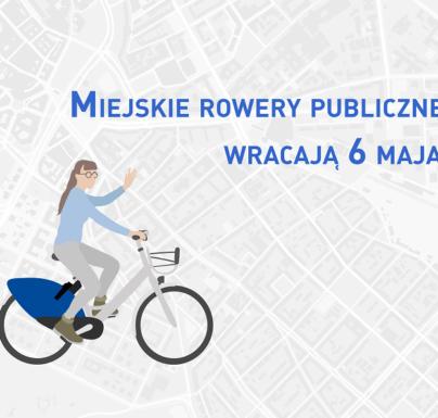 (Polski) 6 maja wraca rower miejski w Tarnowie